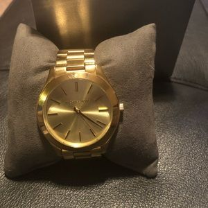 MICHAEL KORS Runway Gold Ladies Watch MK3179